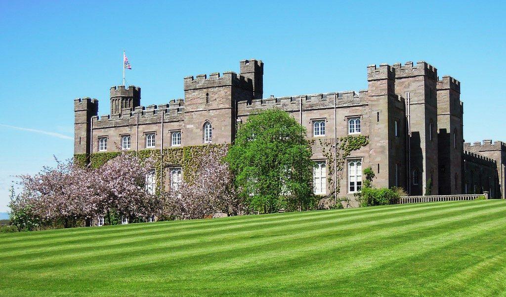 Scone Castle
